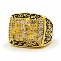 1989 Saskatchewan Roughriders Grey Cup Ring