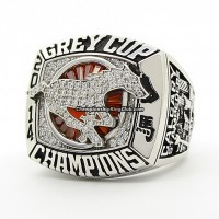 2014 Calgary Stampeders Grey Cup Championship Ring