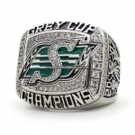 2007 Saskatchewan Roughriders Grey Cup Champions Ring