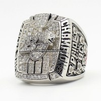 2011 BC Lions Grey Cup Champions Ring