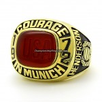 1972 Olympics United States men's national basketball Team Championship Ring