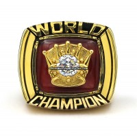 1982 Thomas Hearns World Championship Ring