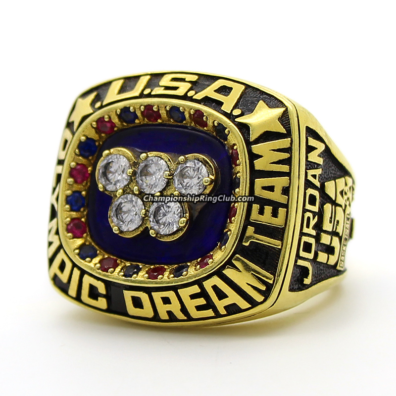 1992 Olympics United States Dream Team Championship Ring
