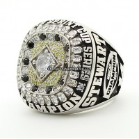 Margaret Haas 2011 NASCAR Sprint Cup Championship Ring