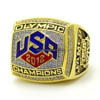 2012 United States men's Olympic basketball Championship Ring