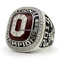 2014 Ohio State Buckeyes Fans Ring