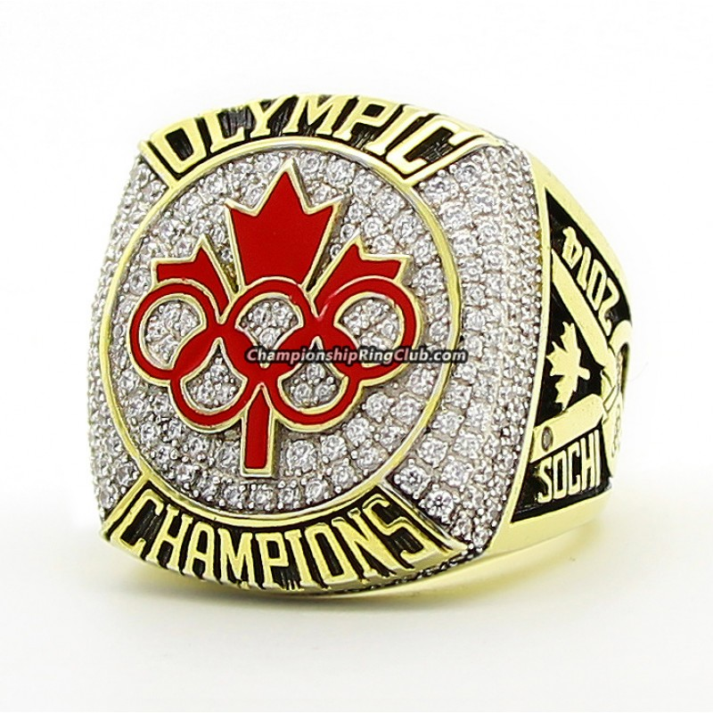 2014 Canada Winter Olympics hockey Championship Ring