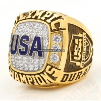 2016 United States Basketball Olympic Championship Ring