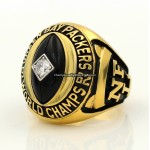 1962 Green Bay Packers NFL Championship Ring