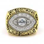 1981 San Francisco 49ers Super Bowl Ring