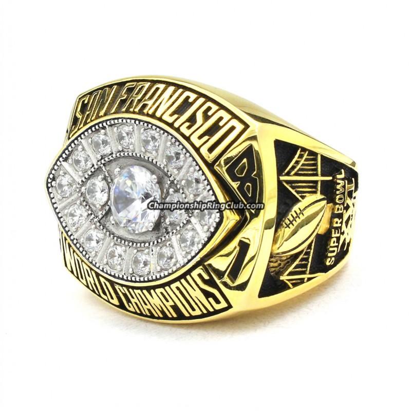 Super Bowl Visa Ring