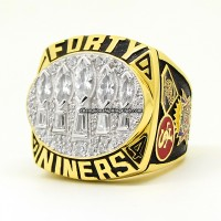 1994 San Francisco 49ers Super Bowl Ring