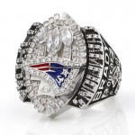2004  New England Patriots Super Bowl Ring