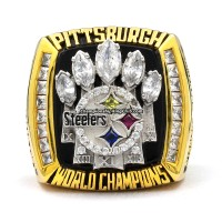 2005  Pittsburgh Steelers Super Bowl Ring