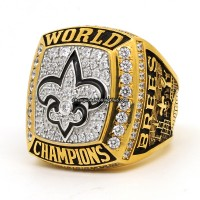 2009 New Orleans Saints Super Bowl Ring