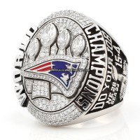2014 New England Patriots Super Bowl Ring