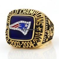 2014 New England Patriots Super Bowl Ring|Commemorative edition