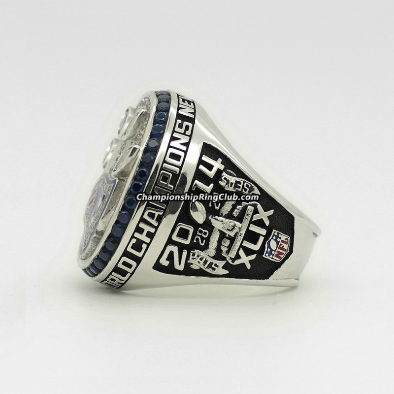 What Is The Value Of Patriots Super Bowl Ring