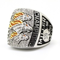 2015 Denver Broncos  Fans Ring