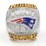 2016 New England Patriots Super Bowl Championship Commemorative Ring