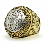 1966 Green Bay Packers Super Bowl Ring