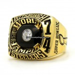 1974 Pittsburgh Steelers Super Bowl Ring