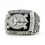 1980 Oakland Raiders Super Bowl Ring