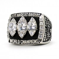 1983 Los Angeles Raiders Super Bowl Ring