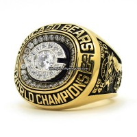 1985 Chicago Bears Super Bowl Ring