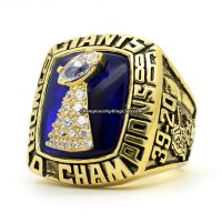 1986 New York Giants Super Bowl Championship Ring