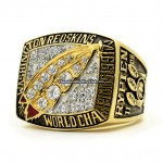 1991 Washington Redskins Super Bowl Ring