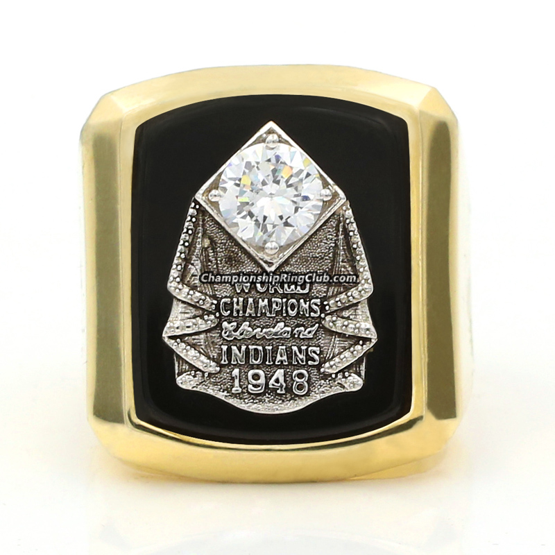 1948 Cleveland Indians World Series Ring