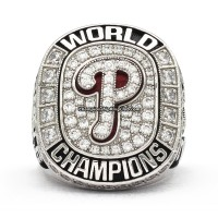 2008 Philadelphia Phillies World Series Ring