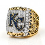 2015 Kansas City Royals World Series Ring