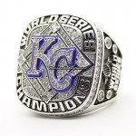 2015 World Series Kansas City Royals Fans Ring