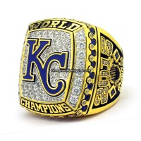 2015 Kansas City Royals MLB Championship Ring