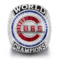 2016 Chicago Cubs World Series Championship Ring