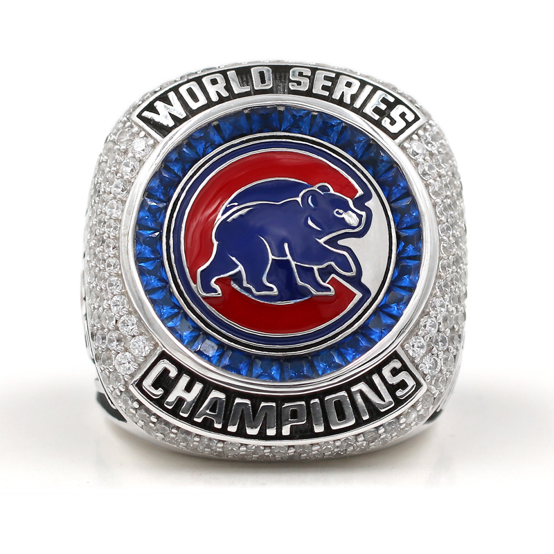 2016 Chicago Cubs World Series Ring