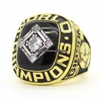1967 St. Louis Cardinals World Series Ring