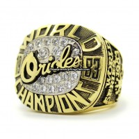 1983 Baltimore Orioles World Series Ring