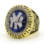 1998 New York Yankees World Series Ring