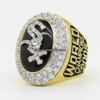 2005 Chicago White Sox World Series Ring