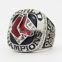 2007 Boston Red Sox World Series Ring
