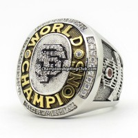 2010 San Francisco Giants World Series Ring