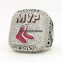 2013 Boston Red Sox World Series MVP Ring
