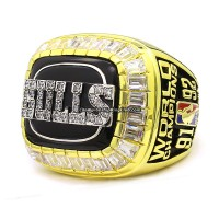 1992 Chicago Bulls NBA Championship Ring