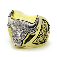 1997 Chicago Bulls NBA Championship Ring