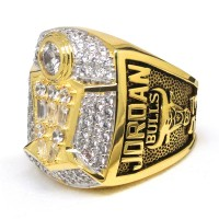 1998 Chicago Bulls NBA Championship Ring