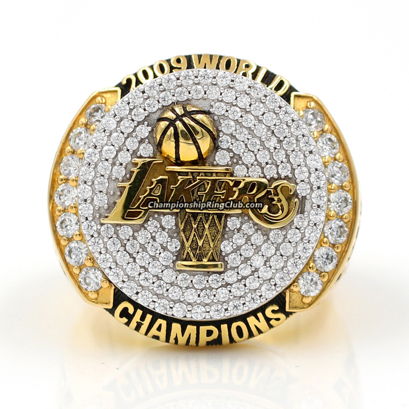 2009 Los Angeles Lakers Championship Ring