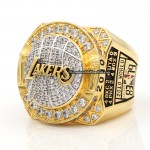 2010 Los Angeles Lakers Championship Ring
